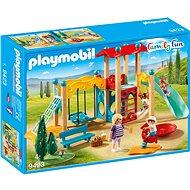 Playmobil 9423 Dětské hřiště - Stavebnice