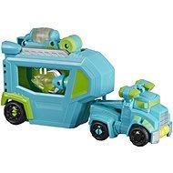 Transformers Rescue Bot auto s přívěsem Hoist RescueTrailer - Autorobot