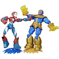 Avengers figurka Bend and Flex duopack - Figurka