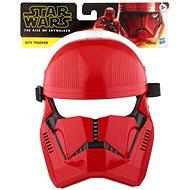 Star Wars Epizoda 9 maska Sith Trooper - Dětská maska
