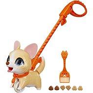 Interaktivní hračka FurReal Friends Poopalots  malé zvířátko Corgi
