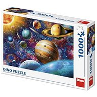 Dino Planety - Puzzle
