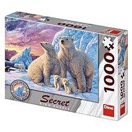 Dino Lední medvědi secret collection - Puzzle