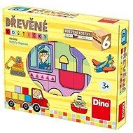Dino Dopravní prostředky
