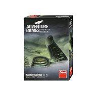 Adventure Games: Monochrome A. S. Párty hra