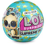 L.O.L. Pets Supreme Limited Edition, Svatební koníček - Figurky