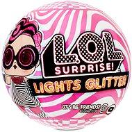 Figurky L.O.L. Surprise Neonová třpytková panenka - Figurky