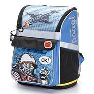 Školní aktovka Zippy Spaceman - Školní batoh