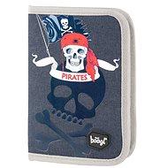Školní penál klasik Piráti - Penál