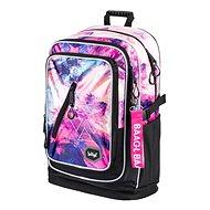 Školní batoh Cubic Abstract - Školní batoh