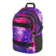 Školní batoh Skate Galaxy - Školní batoh