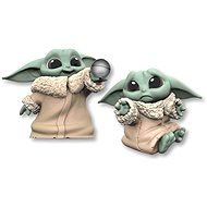 Star Wars Baby Yoda figurine 2pack C - Figure