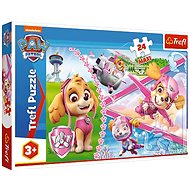 Puzzle maxi Paw Patrol Heroic Skye - Puzzle