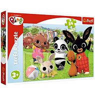 Puzzle Bung Bunny Fun in the park - Puzzle