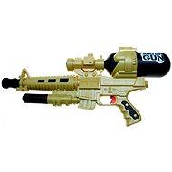 Pistole vodní 55 cm - Dětská pistole