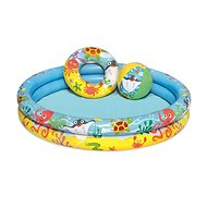 Bestway Pool with Ball and Ring - Inflatable Pool