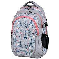 Stil Batoh Paris love - Školní batoh