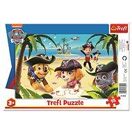 Puzzle deskové Přátelé z Tlapkové patroly - Puzzle