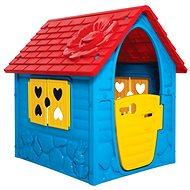 Dohany Domeček s kytičkou - Dětský domeček