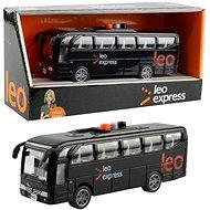 MaDe Autobus Leo express, 5x4x16cm - Auto