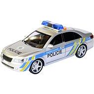Auto MaDe Auto policejní s českým hlasem, na setrvačník, 24cm