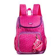 Zipit Wildlings Premium batoh růžový s mini kapsičkou zdarma - Dětský batoh