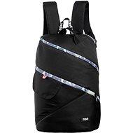 Zipit Looper batoh Premium černý + maskáčový - Městský batoh