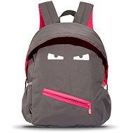 Zipit Grillz batoh tmavě šedý - Městský batoh