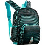 Zipit Mesh batoh černý - Městský batoh