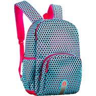 Zipit Mesh batoh růžový - Městský batoh