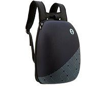 Zipit Shell batoh černý s černým vzorem - Městský batoh