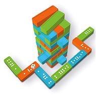 Věž a domino XXL - Venkovní hra