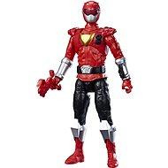 Power Rangers figurka červený ranger - Figurka