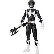 Power Rangers figurka retro černý ranger - Figurka