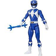Power Rangers figurka retro modrý ranger - Figurka