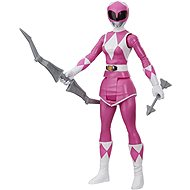 Power Rangers figurka retro růžový ranger - Figurka