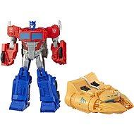 Transformers Cyberverse figurka Optimus Prime s příslušenstvím - Autorobot