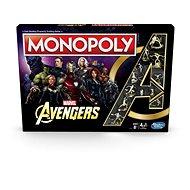 Monopoly Avengers CZ - Desková hra