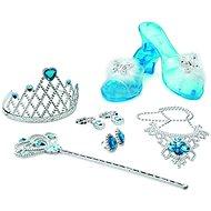 Šperky a botičky pro princeznu