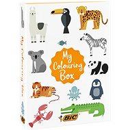 My Creative Book 36 pcs + 36 pcs of Stickers - Creative Kit
