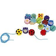Navlékací korálky - Didaktická hračka