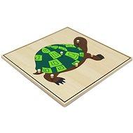 Puzzle - želva