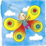 Goki motýl - vývojové vrstvené puzzle - Puzzle
