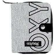 Peněženka OXY STYLE Grey - Dětská peněženka