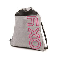 Bag OXY Gray / Pink - Shoe Bag