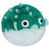 Teal Pufferfish 23cm