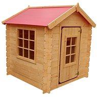 Domeček dětský dřevěný Vilemína - Dětský domeček