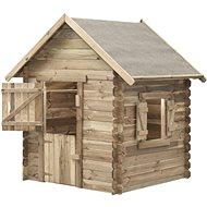 Domeček dětský dřevěný Western - Dětský domeček