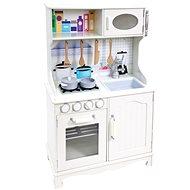 """Dětská kuchyňka """"Provence""""bílá - Kuchyňka"""