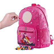 Pixie Crew dětský batoh nyxx růžový - Dětský batoh